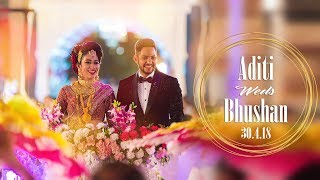 Best Cinematic Wedding 2018 | Aditi Weds Bhushan | Suyog Photography & Films