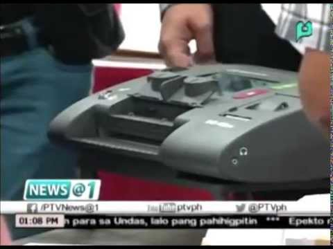 News@1: Election sabotage case vs. Smartmatic, inilipat ng COMELEC sa DOJ || Oct. 27, 2015