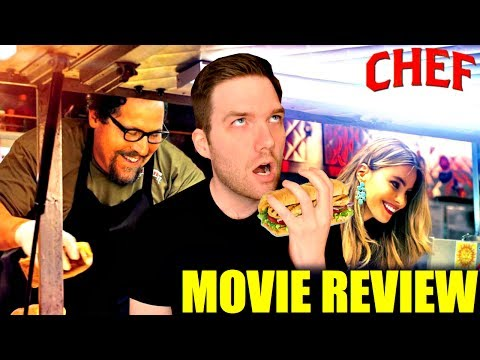 Chef - Movie Review
