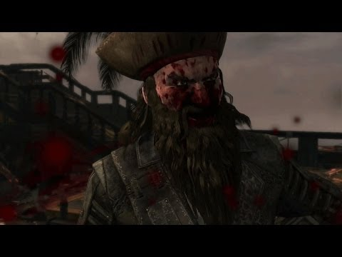 Assassin's Creed IV: Black Flag - Blackbeard's Death
