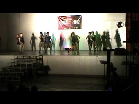 Genesis Crew - Champion - Gingoog City Street Style dance Battle 2012