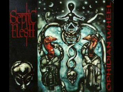 Septic Flesh - The Ophidian Wheel