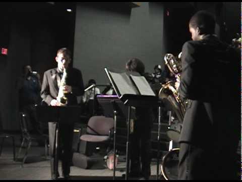 WBHS Prism- Sax Quartet