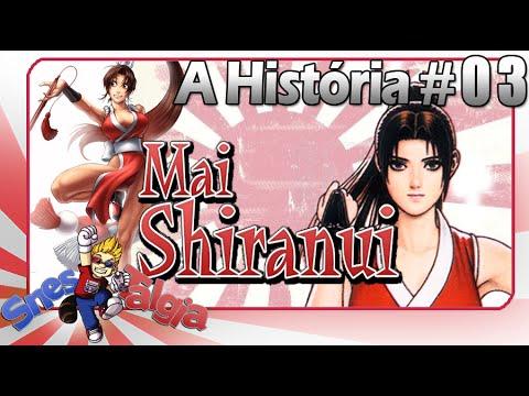 Mai Shiranui - História e Curiosidades da Ninja Mais Sexy dos Games