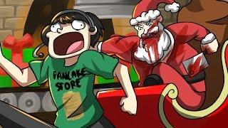 GMOD SANTA's DEATHRUN! - Garry's Mod Funny Moments