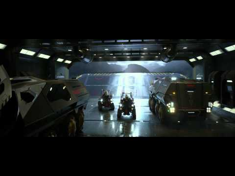 Prometheus Official Movie Trailer