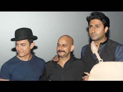 Dhoom 3 Trailer Launch | Aamir Khan & Abhishek Bachchan