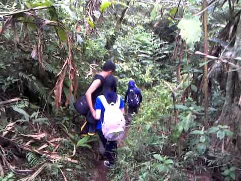 Taman Konservasi Masigit, Cikareumbi dan Air Terjun Cisabuk