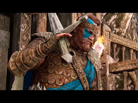 For Honor Official The Highlander Gameplay Trailer