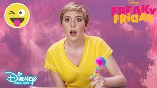 Freaky Friday | Get To Know Cozi From Freaky Friday 💅 | Disney Channel UK