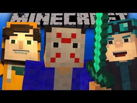 H20Delirious Animated - A Minecraft Adventure - Minecraft Animation [#3]