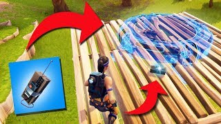 FAKE LAUNCH PAD TRAP! *IT ACTUALLY WORKED!* | Fortnite Battle Royale