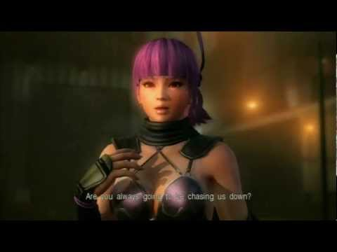 Ninja Gaiden 3: Razor's Edge - Ayane and Irene conversation
