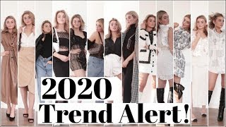 What to Wear in 2020! TREND ALERT!