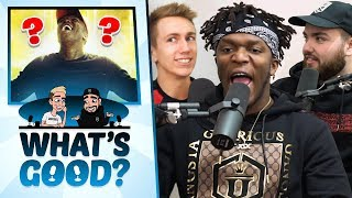 KSI CALLS OUT YOUTUBE RAPPERS - What's Good?