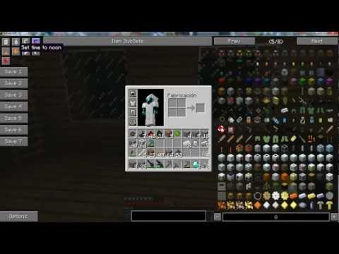 Carpeta Minecraft 1 4 5 con 42 mods  supervivencia