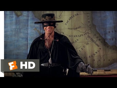 The Mask Of Zorro (5 8) Movie Clip - Kill Him (1998) Hd video