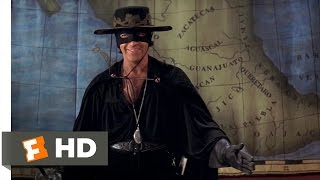 Download The Mask of Zorro (5/8) Movie CLIP - Kill Him (1998) HD 3Gp Mp4