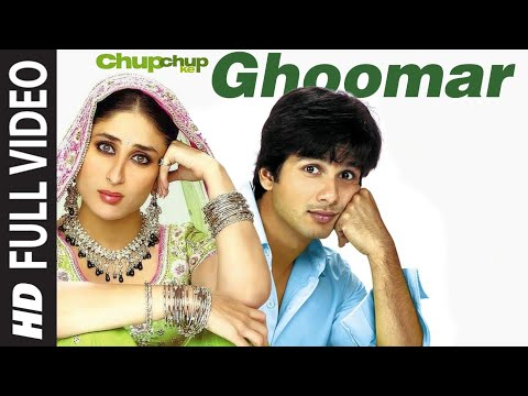 Ghoomar Full Song | Chup Chup Ke