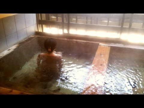 Japanese Onsen(Hot Springs)  PART 1