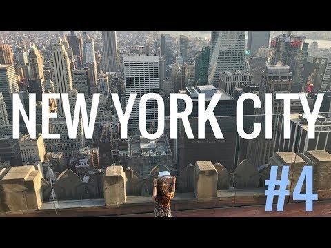 Sommer in NEW YORK VLOG 4/4   Rockefeller Center, unsere Unterkunft, China Town