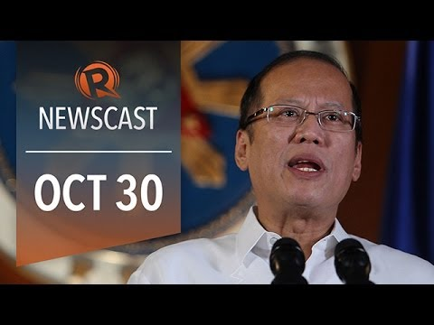 Rappler Newscast: Aquino defends DAP, Kapunan, NSA spying