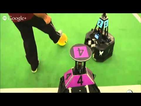 RoboCup PB 2014 TV Online