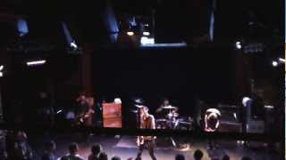 Sparta-Collapse (Live at the Troubadour 5-22-12)