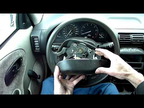 2004 Chevy Impala Multifunction Headlight Switch Removal