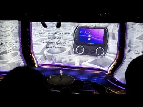 E3 09 - PSP GO