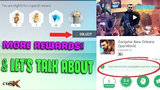 PRE-REGISTRATION REWARDS & ANDROID INCOMPATIBILITY ISSUES   Gangstar New Orleans #16
