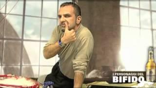 i Personaggi del Bifido: Antonio Banderas (da Telearena Serie A del 6.10.2013)