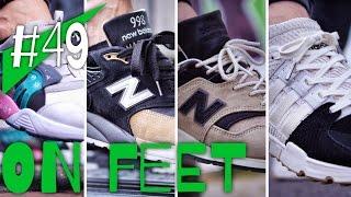 #49 - ON FEET - Puma Disc x GraphersRock   PRMR x New Balance 998   997   miEQT - sneakerkult