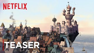 Disenchantment   Teaser [HD]   Netflix