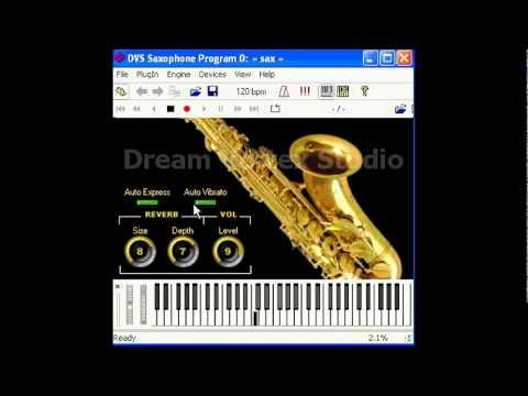 Saxophon vst plugin ( saxophone songs in fl studio ) action.