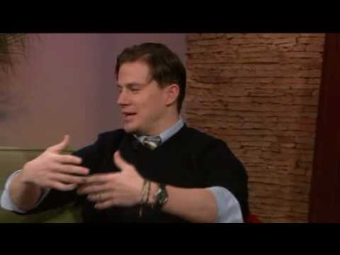 Channing Tatum Chats about Dear John on the KTLA Morning News Video