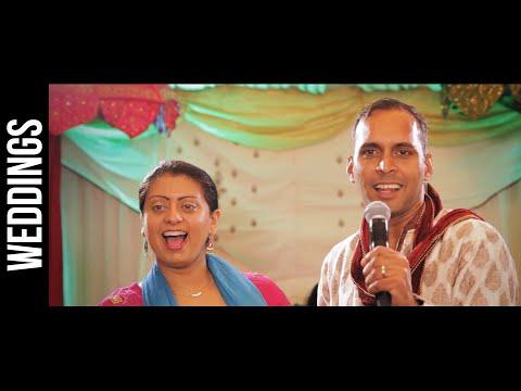 Bollywood Marryoke - Mere Angne Mein - Amitabh Bachchan - Lawaaris...