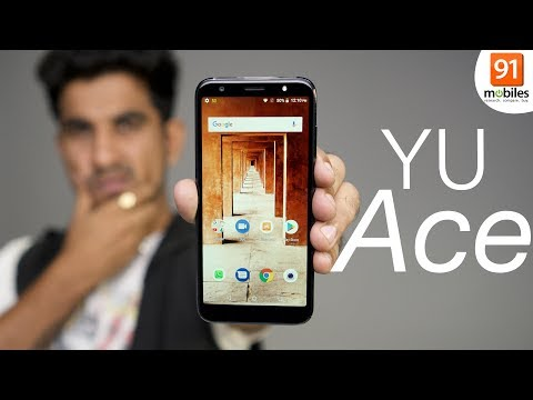 YU Ace Hindi Review: Should you buy it in India?[Hindi हिन्दी]