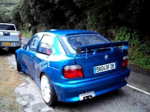 F 2000 Essai bmw compact f2000 - YouTube
