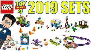 LEGO Toy Story 4 2019 Set Pictures! | I'm Disappointed...