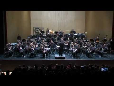 Banda de Música de Melilla – Concierto 25 aniversario – Centenari Musical