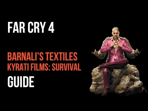 Far Cry 4 Walkthrough Barnali's Textiles Kyrati Films: Survival Gameplay Let's Play