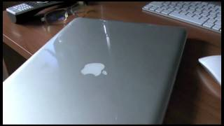 "MacBook Pro 17"" Core i7 UnBoxing"