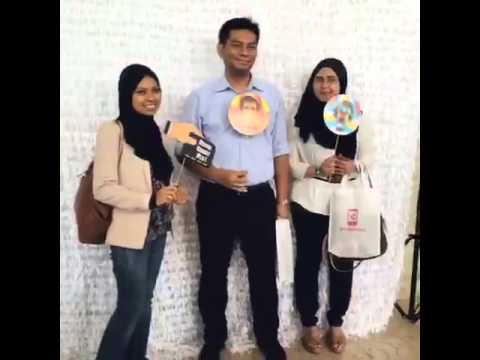 Yippie Booth (Delightful photo booth Malaysia)- Share Share ATS 2.0 Launching