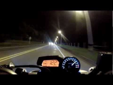 Yamaha XJ6 modelo 2013