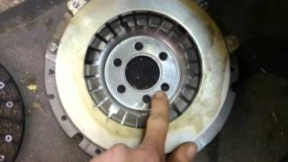 Clutch change part 2 and a frew teck tips