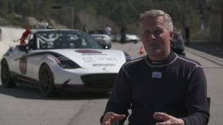 Anniversary of Mazda's Le Mans win – Johnny Herbert Interview