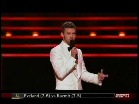 2008 ESPYs - Justin Timberlake Opening Monologue Video