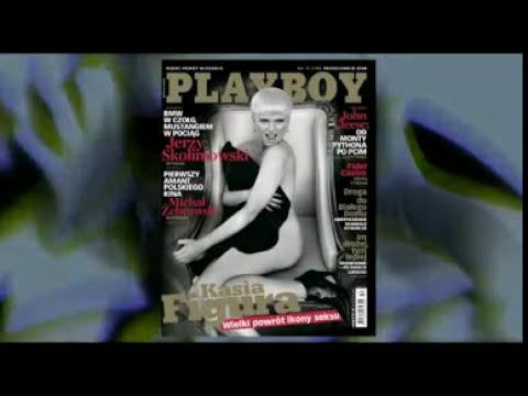 Katarzyna Figura - sesja dla Playboy'a