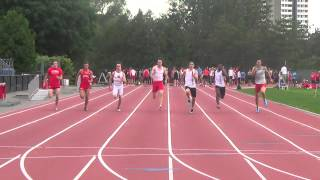 Ottawa Summer Twilight #3 - Heat 2 of the 100m